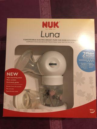 Sacaleches eléctrico NUK Luna