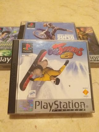 cool boarders 2 psx ps1