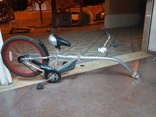 Soporte bicicleta Wee ride