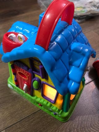Leap Frog- casas de muñecas