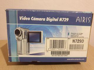 Video cámara digital Airis