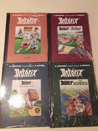 Comics tebeo Asterix y Obelix