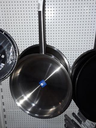 sarten de acero de 28 cm valida para induccion