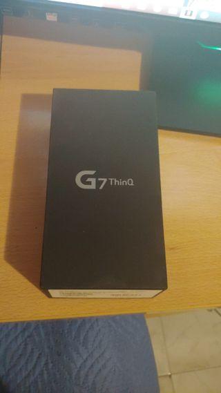 caja LG G7