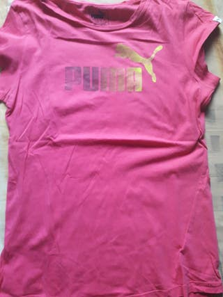 Je vends tee shirt taille puma taille 16ans