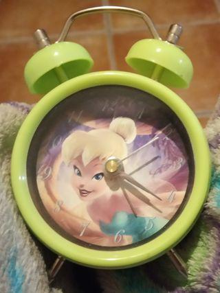 Despertador Campanilla Walt Disney