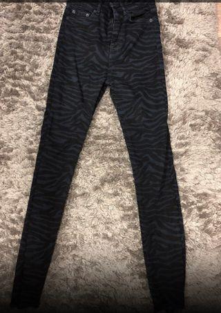 Pantalones cebra