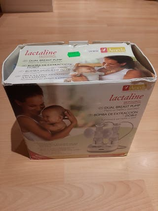 Lactaline Ameda sacaleches doble