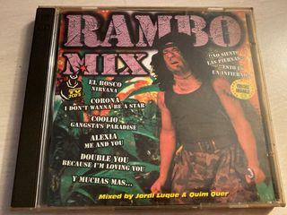 Rambo Mix 2 CD