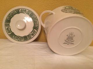 Sopera de cerámica 10€