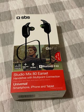 Auriculares Bluetooth sbs