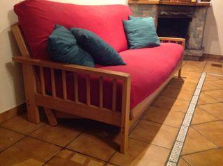 Sofá cama - futón
