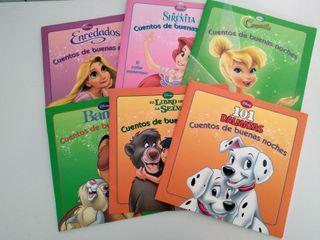 6 cuentos de Buenas Noches Disney