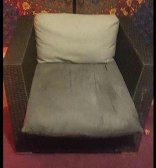 sillón jardin