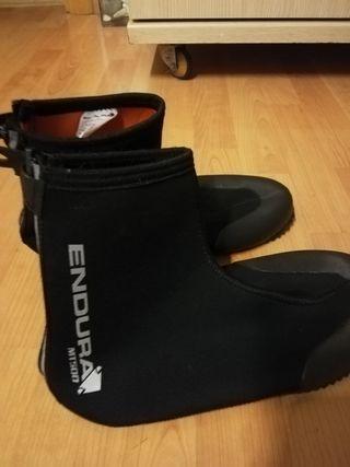 cubre zapatillas btt mtb