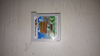 Jeu 3DS animal crossing