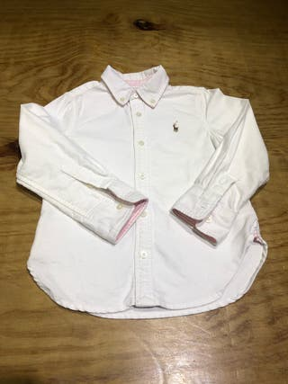 T. 3 años 36 meses ropa Camisa Niño bebé