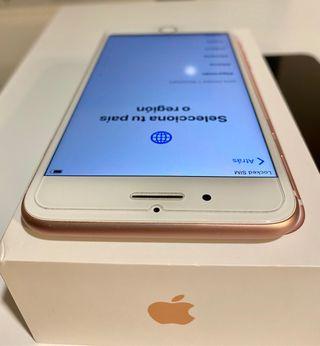 iPhone 7 Plus 128GB Rose Gold seminuevo