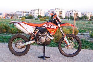 MOTO KTM 450 EXC-R 2008