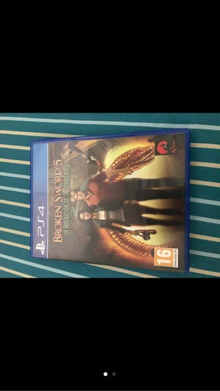 Broken sword ps4