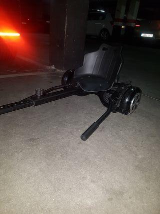 hoverboard+silla