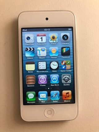 iPod touch blanco, 8GB