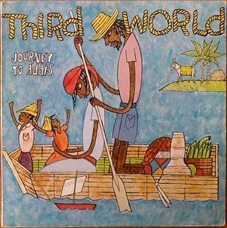 """THIRD WORLD """"JOURNEY TO ADDIS"""" LP"""