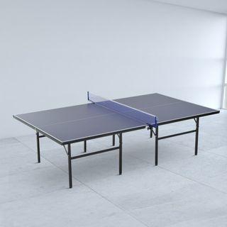 Mesa de Ping Pong Plegable con Red 152.5x274x76