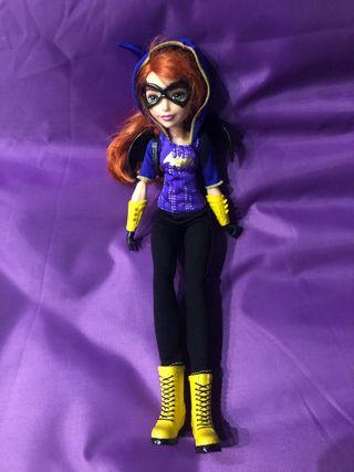 Muñeca Batgirl