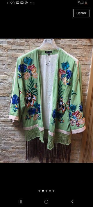 kimono Verde
