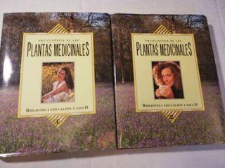 Enciclopedia de las plantas medicinales (bibliotec