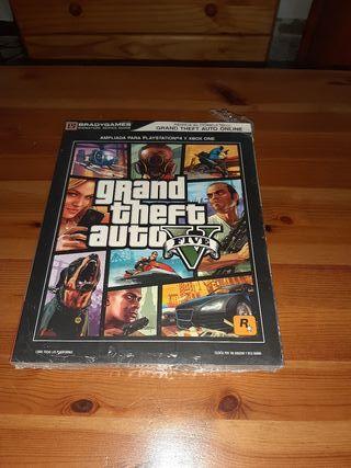 Guia GTA 5 precintada