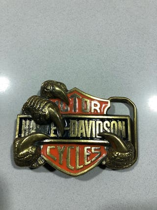 Hebilla Harley Davidson