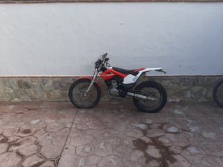 montesa 4 ride 250cc 4t