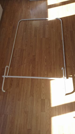perchero estructura cuelga ropa 1,5m
