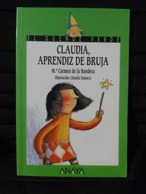 Claudia, aprendiz de bruja