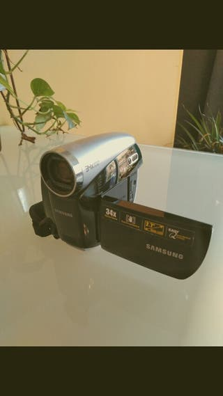 Camara Video Samsung