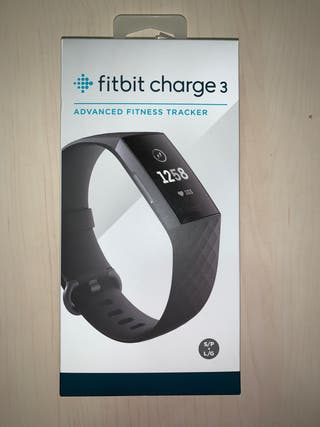 Fitbit Charge 3 - Fitness tracker