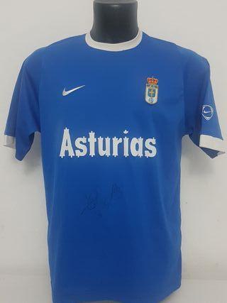 regular jurar Acostado  Camiseta joma deportivo de la Coruña de segunda mano por 50 € en Barcelona  en WALLAPOP