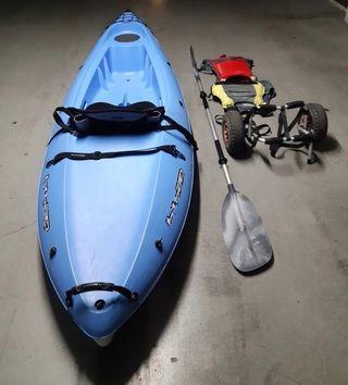 Kayak bic rígido modelo Bilbao