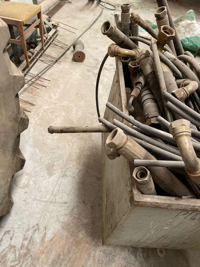 Latiguillos hidraulicos