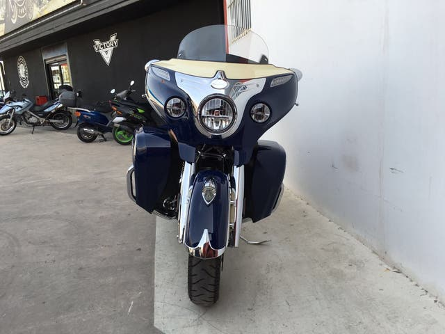 Indian Road Master