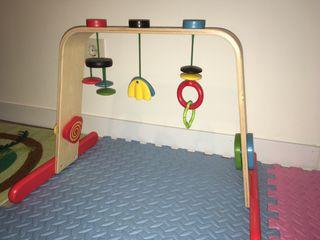 juguete para cambiador LEKA