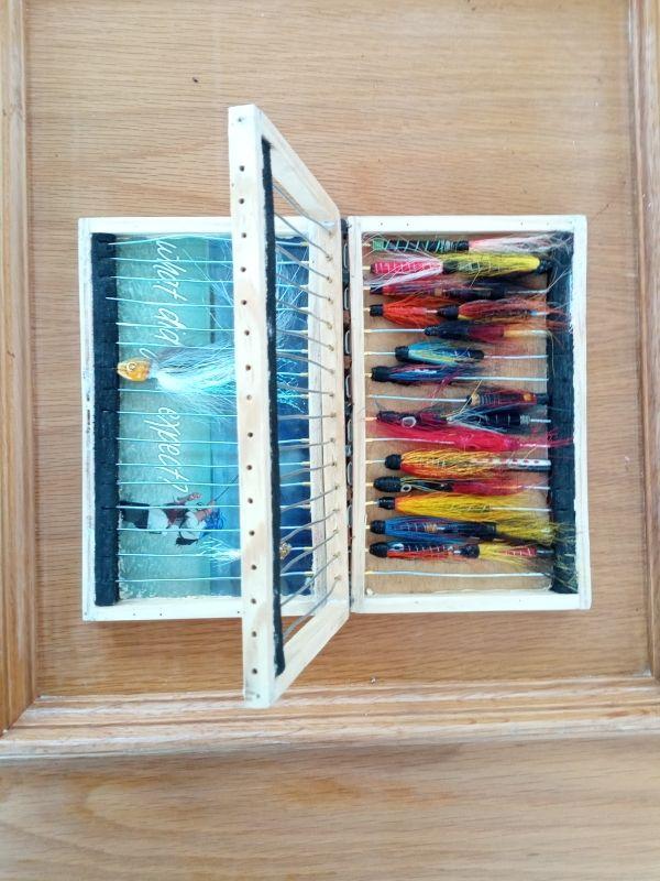 caja de pesca