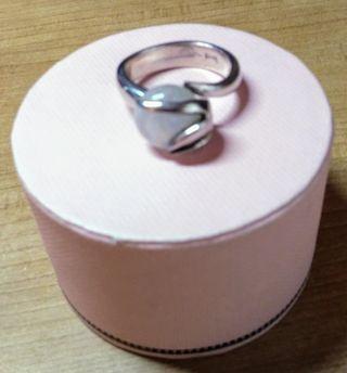 anillo de plata y cuarzo original