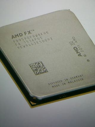 Procesador AMD FX Series FX-9590 4.7Ghz 8X