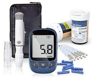 medidor glucosa en sangre a estrenar