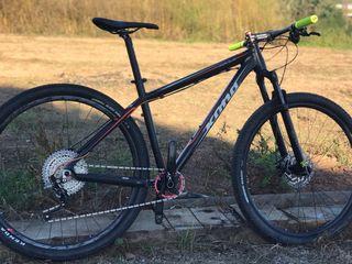 Bicicleta 29 monoplato