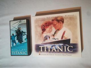 PELÍCULA TITANIC VHS