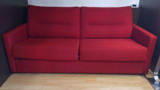 Sofa convertible en cama